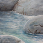 Vattenblänk 39 x 94 cm
